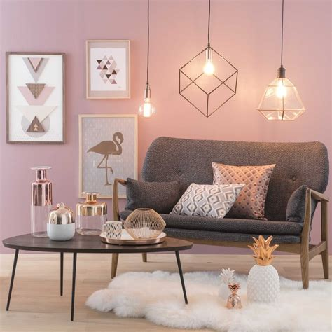 home decor ideas 16 rose gold and copper details for stylish interior decor style motivation