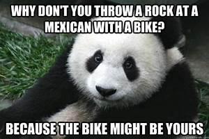 Panda Meme Racism