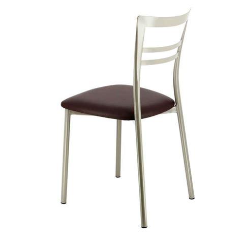 chaise en metal davaus chaise de cuisine ubaldi avec des idées