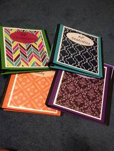 DIY binder covers | Binder Covers | Pinterest | Binder ...