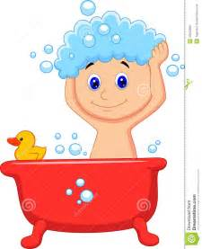 Baby Boy Bath Tub Photo