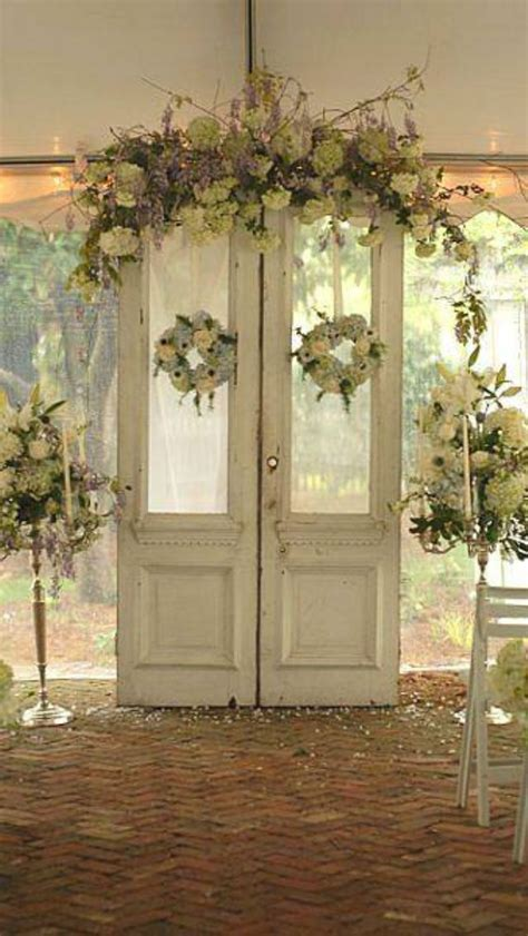 Wedding Doors Who Knew They Could Be So Lovely