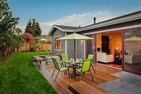 trending garden patio ideas design 24+ Modern Deck Ideas | Outdoor Designs | Design Trends - Premium PSD, Vector Downloads
