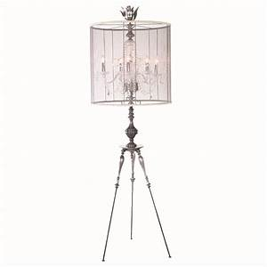 Annika floor lamp lunabellacom for Annika chandelier floor lamp