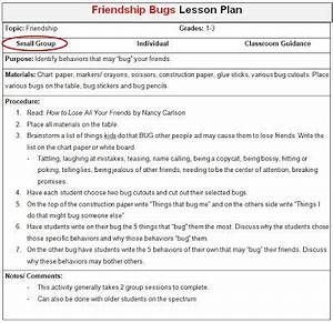 creative elementary school counselor social work ideas With social skills lesson plan template