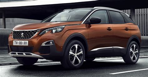 Peugeot 3008 Backgrounds by Peugeot 3008 Second Suv Debuts In Image 497543
