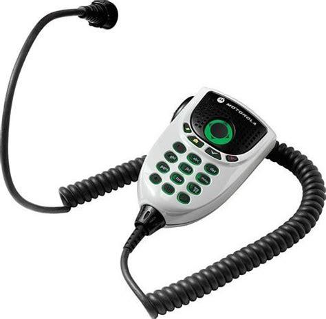 Motorola Radio Gcai Hand Mics Motorola Tractor Engine