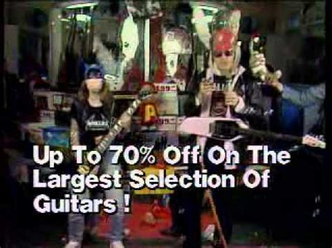 house of guitars house of guitars easter bunny commercial