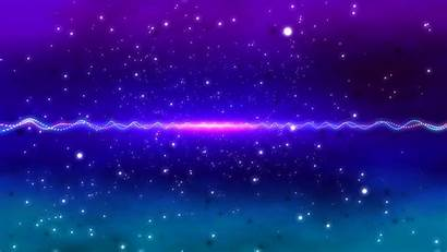 Neon Purple Space 4k Background Moving Wallpapers
