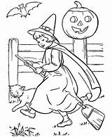 Witch Coloring Pages Scarlet Halloween Witches Place Printable Witchy Colour Pumpkin Getcolorings Which Getdrawings sketch template