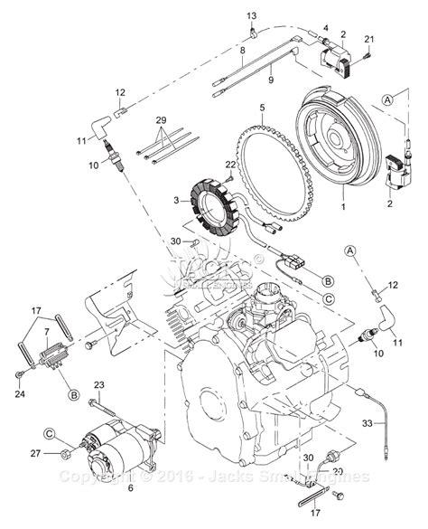 robin subaru rgv12100 parts diagram for electric