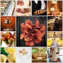 wedding themes fall wedding themes cherry