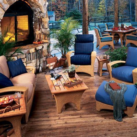 venture wicker furniture eddie bauer d collection