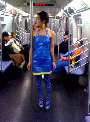 Ikea blue bag halter dress   IKEA Hackers   IKEA Hackers