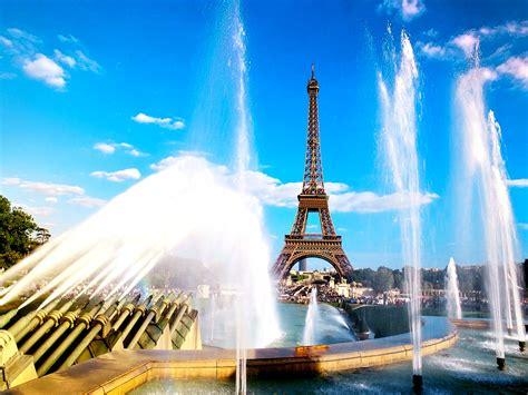 Eiffel Tower Paris City Landscapes Hd Wallpapers Hd