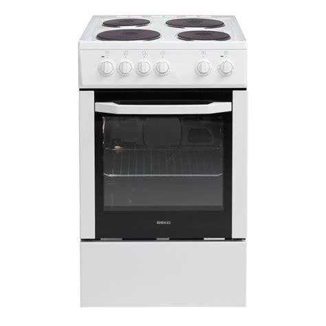 electrique cuisine beko css56000gw cuisinière électrique 50cm bla achat