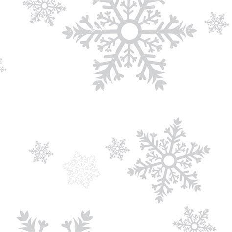 silver snowflake paper block bottom bags  sizes pipii