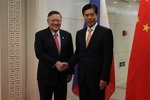 Finance Secretary Carlos Dominguez III with China Commerce ...