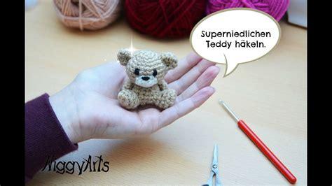 niggyarts haekelanleitung fuer superniedlichen teddy fuer