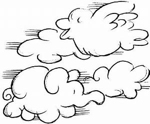 Cloudy Day Coloring Pages | www.pixshark.com - Images ...
