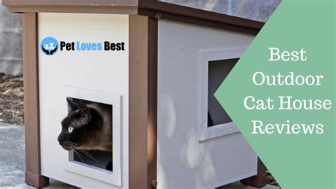 outdoor cat houses   reviews pet loves