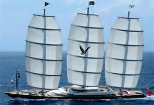 Prefab Closets by Luxury Sailing Yacht Quot Maltese Falcon Quot Idesignarch
