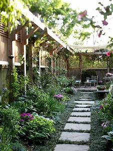 amenagement petit jardin de ville 12 idees sur pinterest With amenager un jardin rectangulaire 0 how to decorate your patio with plants