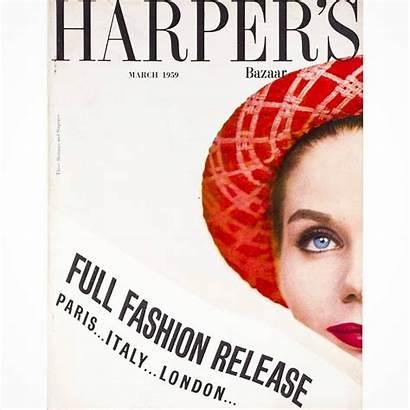 Maddy Parker Clark Bazaar Harpersbazaar Gilly 1959
