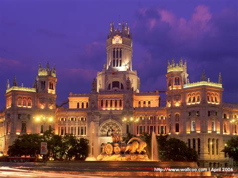Spain Tourist Attractions Photos