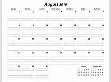 Printable Lined Calendar Templates Calendar Template 2018