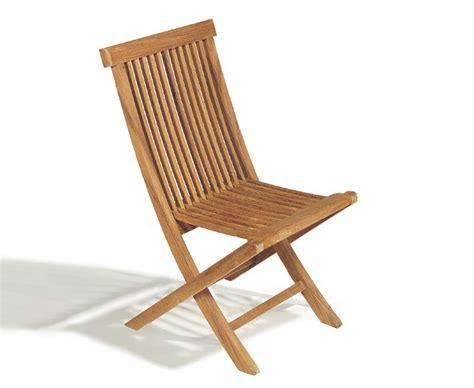ashdown childrens teak folding garden chair