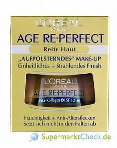Make Up Für Reife Haut : l oreal age re perfect make up reife haut infos angebote preise ~ Frokenaadalensverden.com Haus und Dekorationen