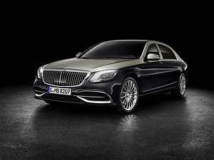 Mercedes Class S : mercedes benz s class maybach x222 specs photos 2018 2019 autoevolution ~ Medecine-chirurgie-esthetiques.com Avis de Voitures