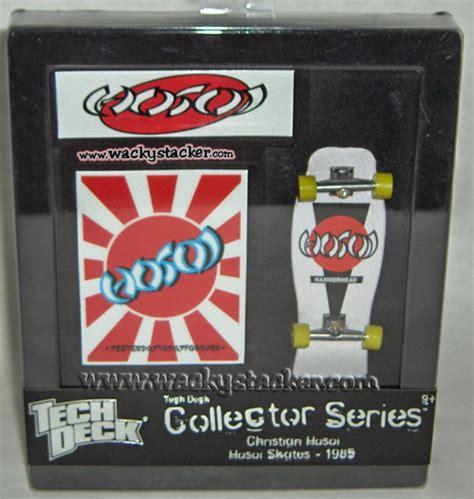 Tech Deck Handboards by Tech Deck Retro Edition Collector Series Fingerboards