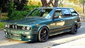 Bmw E30 Touring : 1990 bmw 325i touring e30 wagon japan auction purchase review youtube ~ Melissatoandfro.com Idées de Décoration