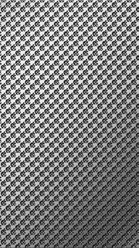 apple metal silver wallpapersc smartphone