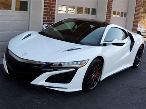 2017 acura nsx sh awd sport hybrid stock 000729 for sale