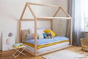 Cabane Lit Enfant : un lit cabane pour les enfants qui ont la chance d 39 avoir des parents cool ~ Melissatoandfro.com Idées de Décoration
