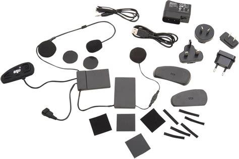 Agv Share Easy Communication System Rear Kit99901