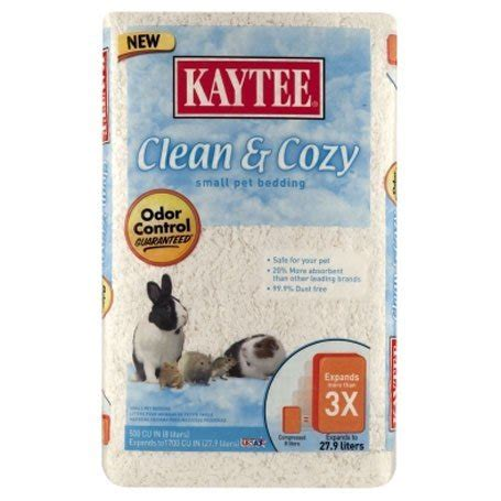 kaytee clean and cozy bedding kaytee clean cozy small pet bedding rabbit products