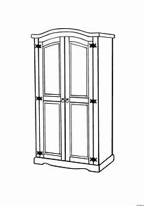 Furniture Coloring Page For Kids To Print And Download For
