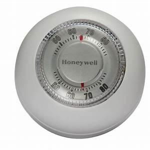 Honeywell Round White Low
