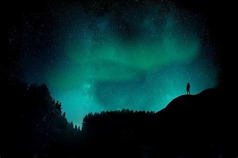 Amazing Beautiful Green Nature North Pole Image