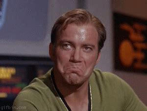 not shabby for gif gifbin dr mccoy and captain kirk approve reverse gif