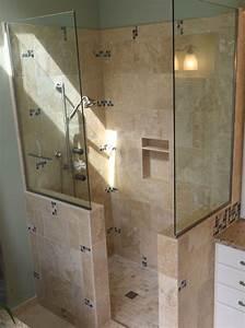21 Epic Bathroom Designs With Open Shower Ideas Pennyroach ...