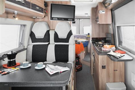 swift select   berth motorhome motorhome escapes