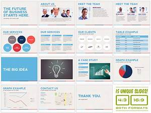 professional powerpoint presentation bundle only 17 With stock pitch template