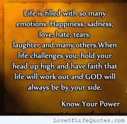 Quotes About Life and Emotions