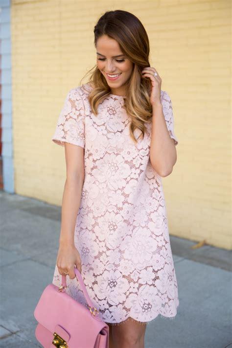 light pink lace dress light pink lace