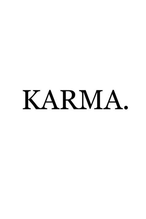 karma quotes signs quotesgram